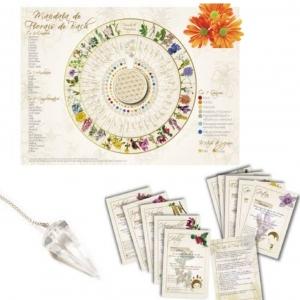 Mandala de Florais de Bach
