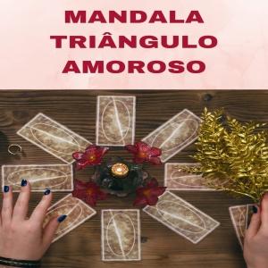 Mandala Triângulo Amoroso